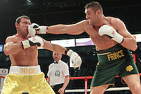 Tyson Fury vs Martin Rogan - Belfast 14-04-12