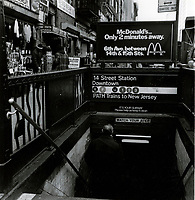 New-York, circa 1985<br /> <br /> (date inconnue)<br /> <br /> PHOTO : Agence Quebec Presse