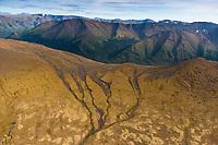 Todagin Plateau.  Transboundary Mines, Northwest B.C. 2017