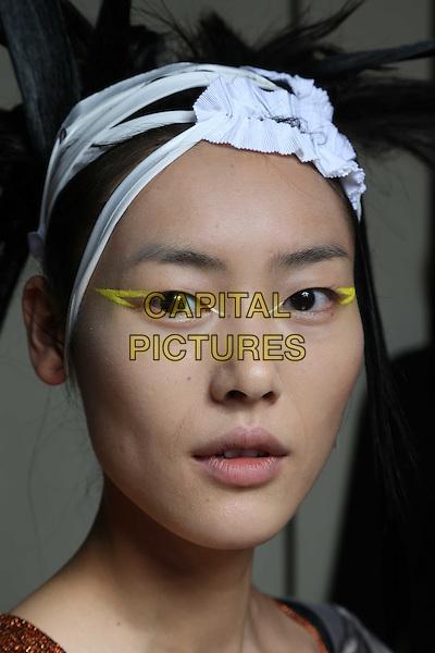 HAIDER ACKERMANN<br /> Paris Fashion Week Spring Summer 2017<br /> on September 30, 2016<br /> CAP/GOL<br /> &copy;GOL/Capital Pictures