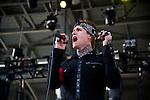 Josh Todd of Buckcherry performs during the 2013 Rock On The Range festival at Columbus Crew Stadium in Columbus, Ohio.
