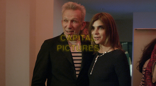 Jean Paul Gaultier, Carine Roitfeld<br /> in Mademoiselle C (2013) <br /> *Filmstill - Editorial Use Only*<br /> CAP/FB<br /> Image supplied by Capital Pictures