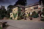 The Village Pub. St Kew Inn, Saint Kew, Cornwall. England