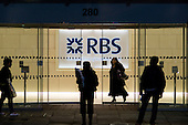 Royal Bank of Scotland offices in Bishopsgate, London.