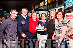 50th Birthday : Gerry Scully, Listowel in red celebrating his 50th birthday with family & friends on Friday night last.