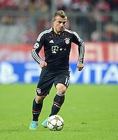 FUSSBALL   CHAMPIONS LEAGUE   SAISON 2012/2013   GRUPPENPHASE   FC Bayern Muenchen - LOSC Lille                          07.11.2012 Xherdan Shaqiri (FC Bayern Muenchen)