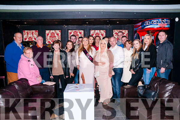 18th birthday: Leah Murphy Mulvihill, Listowel celebrating her 18th birthday with family & friends  at the Three Mermaids Bar, Listowel on Saturday night last.