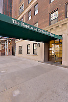 Entrance to 172 West 79th Street