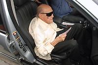 ATENÇÃO EDITOR  FOTO EMBARGADA PARA VEÍCULO INTERNACIONAIS Foto de arquivo de 12/02/2012 mostra o arquiteto Oscar Niemeyer   em lançamento do Livro Nossos Caminhos, no Caminho Niemeyer em Niterói 2010..FOTO RONALDO BRANDAO / BRAZIL PHOTO PRESS