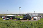 A general view of Sixfields Stadium during the League One match at the Sixfields Stadium, Northampton. Picture date: April 8th, 2017. Pic David Klein/Sportimage