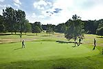 HATTEM - Hole 3, par 3,  Hattemse Golfclub. COPYRIGHT KOEN SUYK
