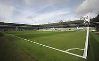 A general view of Home Park, home of Plymouth Argyle FC, Home<br /> <br /> Photographer Kevin Barnes/CameraSport<br /> <br /> The EFL Sky Bet League One - Plymouth Argyle v Blackpool - Saturday 15th September 2018 - Home Park - Plymouth<br /> <br /> World Copyright &copy; 2018 CameraSport. All rights reserved. 43 Linden Ave. Countesthorpe. Leicester. England. LE8 5PG - Tel: +44 (0) 116 277 4147 - admin@camerasport.com - www.camerasport.com