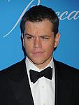 BEVERLY HILLS, CA. - December 10: Matt Damon attends the UNICEF Ball honoring Jerry Weintraub at The Beverly Wilshire Hotel on December 10, 2009 in Beverly Hills, California.
