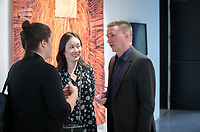 Ralph Wanlass '91 and spouse Emy Wanlass<br />