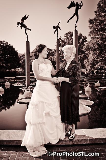 M&M wedding - posed photos