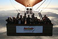 20120616 June 16 Hot Air Balloon Gold Coast