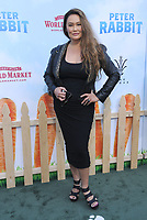 03 February 2018 - Los Angeles, California - Tia Carrere. &quot;Peter Rabbit&quot; Los Angeles Premiere held at The Grove. <br /> CAP/ADM/BT<br /> &copy;BT/ADM/Capital Pictures