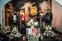 Ruben Espinosa en Memoria