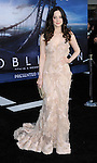 "Andrea Riseborough at the LA. premiere of ""Oblivion"" held at the Dolby Theatre in Los Angeles, CA. on April 10, 2013"