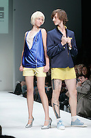 envers summer collection 2006 at Montreal Fashion Week