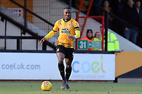 Rushian Hepburn-Murphy of Cambridge United during Cambridge United vs Port Vale, Sky Bet EFL League 2 Football at the Cambs Glass Stadium on 9th February 2019