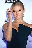Vita Sidorkina attends Sports Illustrated Swimsuit 2017 Launch Event at Center415 Event Space on February 16, 2017 in New York City.