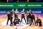 Xinjiang Flying Tigers vs PBA D League All Stars Ieco Green Warriors during The Asia League's 'The Terrific 12' at Studio City Event Center on 20 September 2018, in Macau, Macau. Photo by Marcio Rodrigo Machado / Power Sport Images for Asia League