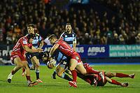 141219 Cardiff Blues v Scarlets