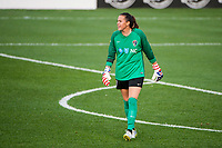 Kansas City, MO - Thursday August 10, 2017: Katelyn Rowland during a regular season National Women's Soccer League (NWSL) match between FC Kansas City and the North Carolina Courage at Children's Mercy Victory Field.