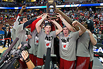 2014 NCAA Tournament: Arizona vs Wisconsin