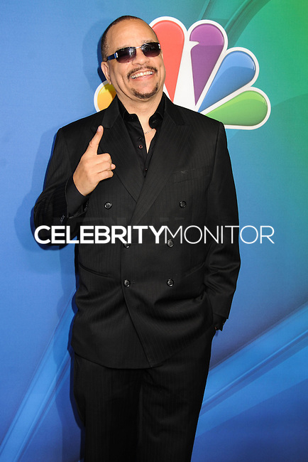 NEW YORK CITY, NY, USA - MAY 12: Ice-T at the 2014 NBC Upfront Presentation held at the Jacob K. Javits Convention Center on May 12, 2014 in New York City, New York, United States. (Photo by Celebrity Monitor)