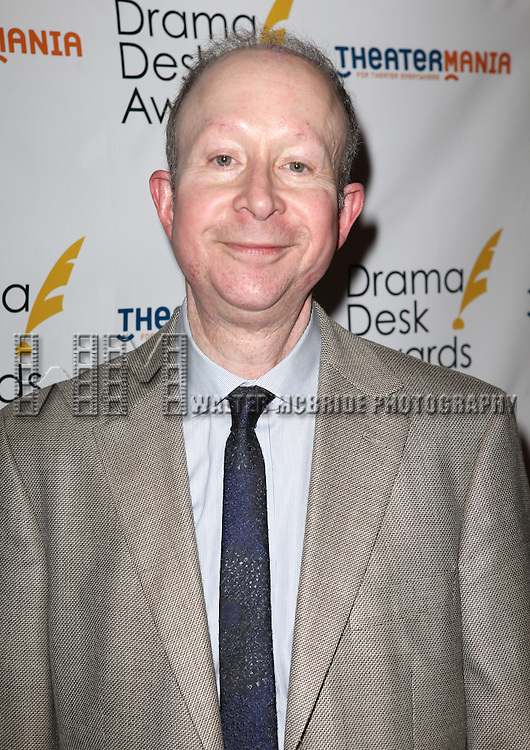 Jack Feldman.attending the 57th Annual Drama Desk Nominees Reception at Oceana Restaurant in New York City on 5/8/2012. © Walter McBride/WM Photography .