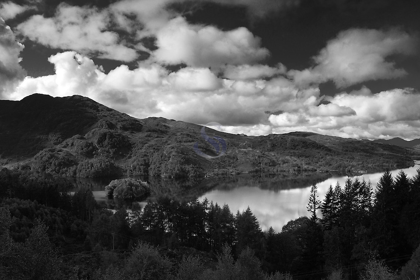 Ben Venue and Loch Katrine, Loch Lomond and the Trossachs National Park, Stirlingshire