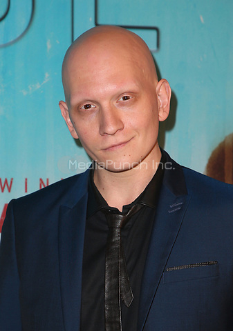 LOS ANGELES, CA - JANUARY 10: Anthony Carrigan, at the Los Angeles Premiere of HBO's True Detective Season 3 at the Directors Guild Of America in Los Angeles, California on January 10, 2019. Credit: Faye Sadou/MediaPunch