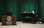 during the 'Clinton The Musical' - Sneak Peek at Ripley Grier Studios on March 4, 2015 in New York City.