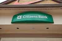 A Citizens Bank is pictured at the Settlers' Green Outlet Village in North Conway, New Hampshire Thursday June 13, 2013.