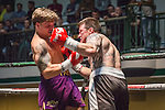 Matty Parr VS Iain Jackson - Light-Heavyweight Contest