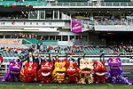 South China vs New York Cosmos at Hong Kong Stadium on 19 February 2015 in Hong Kong, China. Photo by Xaume OIleros / Power Sport Images