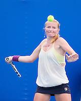 Alla Kudryavtseva (RUS)<br /> <br /> Tennis - Brisbane International 2015 - ATP 250 - WTA -  Queensland Tennis Centre - Brisbane - Queensland - Australia  - 4 January 2015. <br /> &copy; Tennis Photo Network