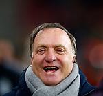 Nederland, Eindhoven, 18 januari 2013.Eredivisie.Seizoen 2012-2013.PSV-PEC Zwolle.Dick Advocaat, trainer-coach van PSV