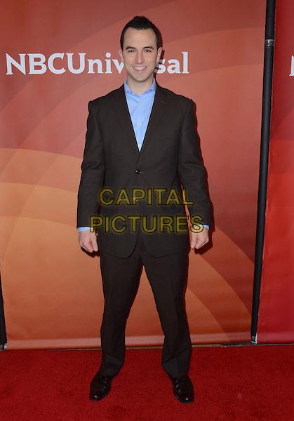 14 January  - Pasadena, Ca - Joe Moravsky. NBC Universal Press Tour Day 2 held at The Langham Huntington Hotel.  <br /> CAP/ADM/BT<br /> &copy;BT/ADM/Capital Pictures