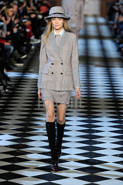 Ready to Wear Fall Winter 2013 Tommy Hilfiger New York Fashion Week Feb 2013