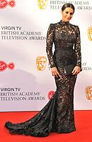 Sair Khan at the Virgin TV British Academy (BAFTA) Television Awards 2018, Royal Festival Hall, Belvedere Road, London, England, UK, on Sunday 13 May 2018.<br /> CAP/CAN<br /> &copy;CAN/Capital Pictures