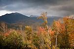 Autumn on Mount Jefferson, White Mountain National Forest, Jefferson, NH
