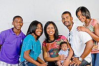 Photos of the Coleman Family