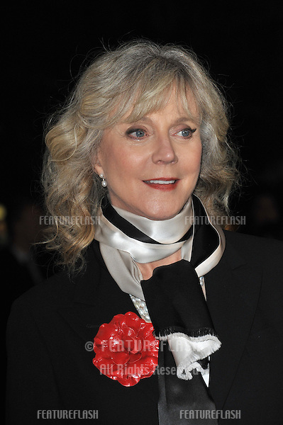 "Blythe Danner at the Los Angeles premiere of her new movie ""Waiting for Forever"" at the Pacific Theatres at The Grove..February 1, 2011  Los Angeles, CA.Picture: Paul Smith / Featureflash"