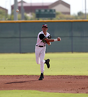 Jayce Easley of the Baseball Northwest plays in the 2017 Perfect Game 17U World Series on July 20-24, 2017 at the Chicago Cubs complex in Mesa, Arizona (Bill Mitchell)