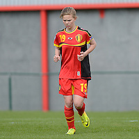 U 15 Belgian Red Flames - Virginia USA :<br /> <br /> Ruby Lommaert<br /> <br /> foto Dirk Vuylsteke / Nikonpro.be