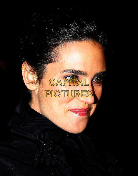 "JENNIFER CONNELLY.UK Film Premiere of ""Blood Diamond"",.Odeon Leicester Square, London, England, .January 23rd 2007..portrait headshot .CAP/IA.©Ian Allis/Capital Pictures"