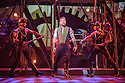 Jeff Wayne's Musical Version of the War of the Worlds opens at the Dominion Theatre. Picture shows: Daniel Bedingfield (The Artilleryman)